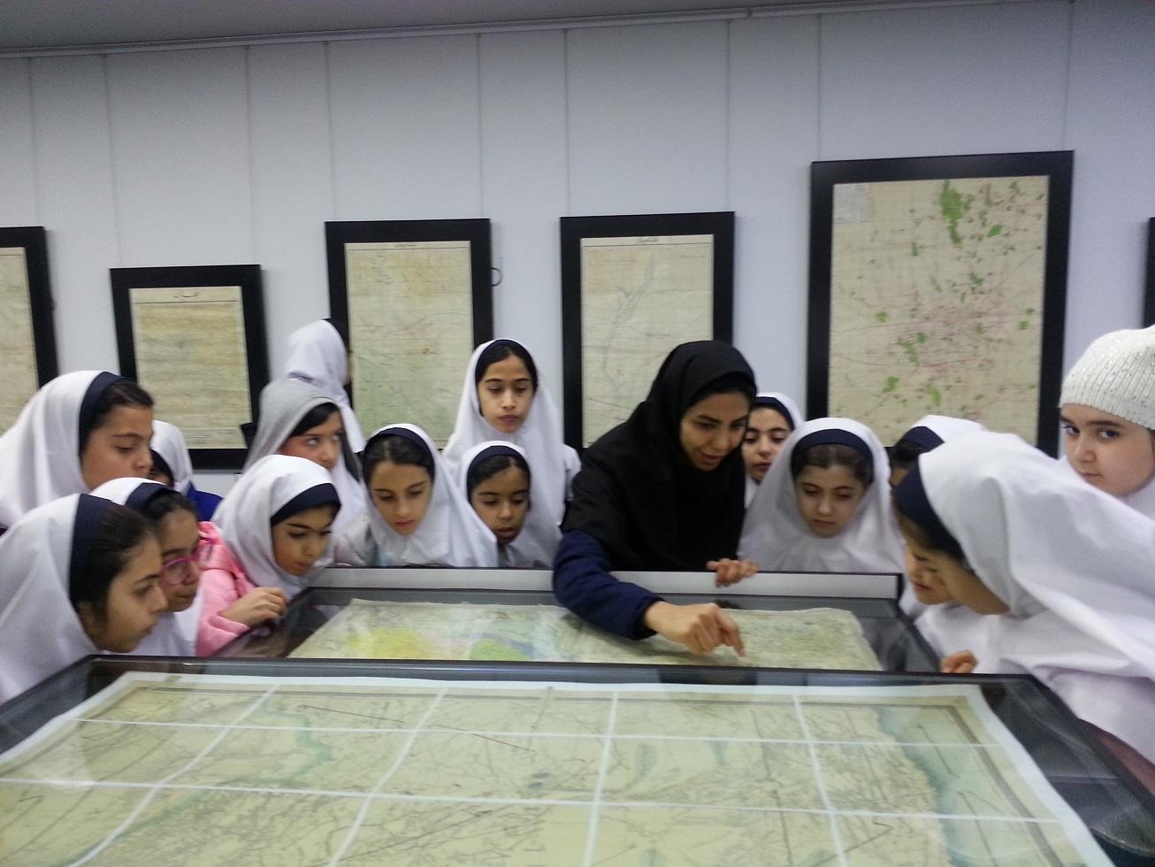 موزه نقشه